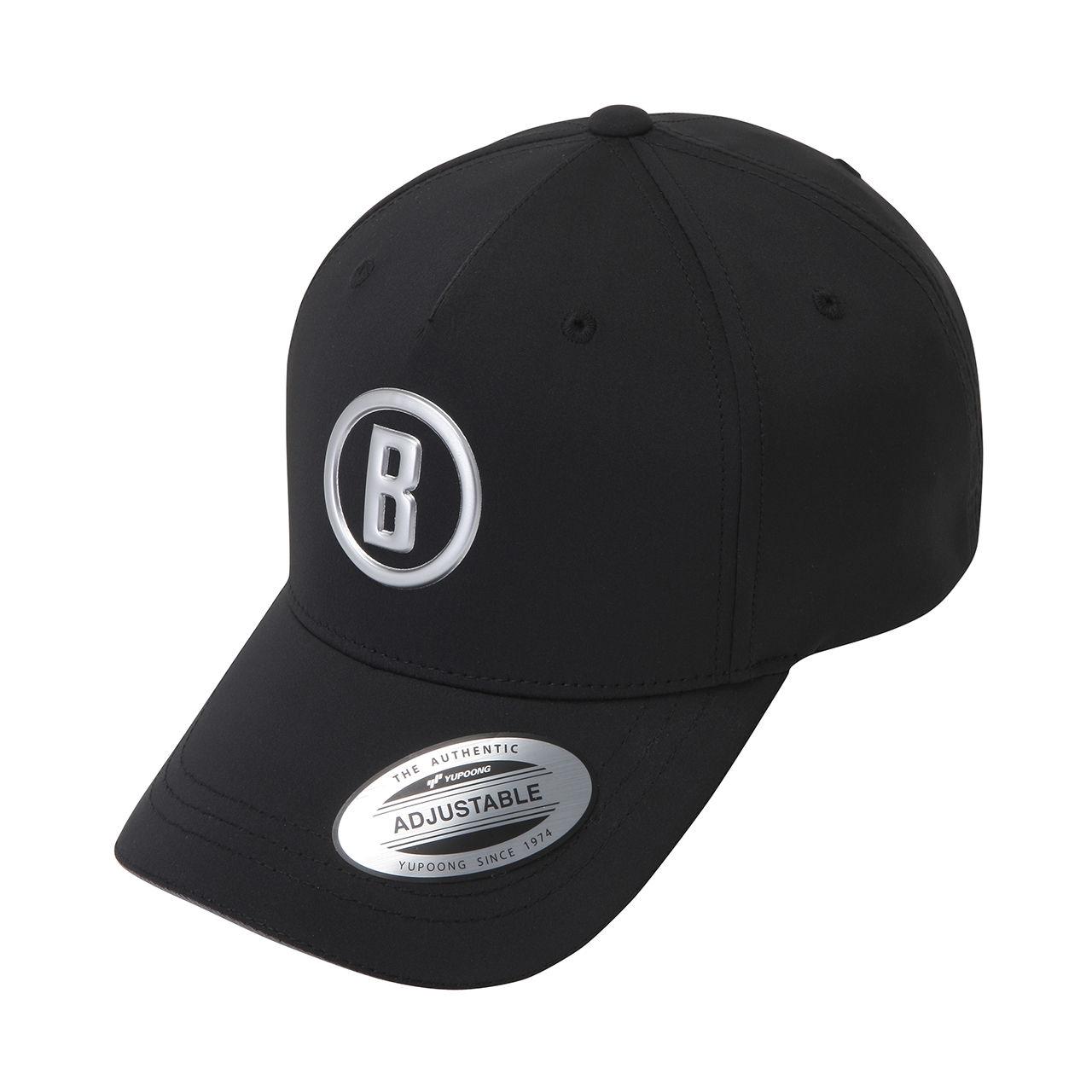 B LOGO STRUCLURED TOUR CAP 이미지 0
